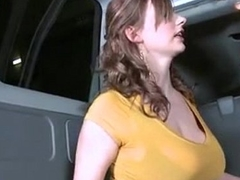 Diana Get Fucked In The Motor Unconnected with A Stranger More Videos on www.porndealing.com