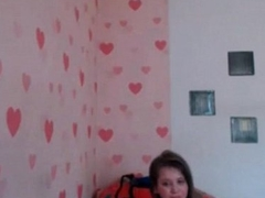 Fat young girl masturbate on webcam webonga.com