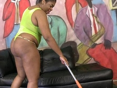 Black BBW Ashlyn Dream Customary And Infra dig