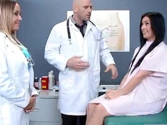 (payton west) Naughty Hot Patient Bang Hard With Doctor video-25