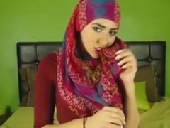 Hijab Turban X-rated Dance Ass Feet - SuperJizzCams.com