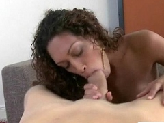 Cum slut intense oral action with facial cumshot 16