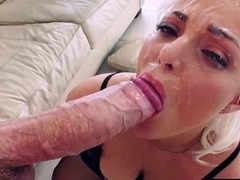 (jenna ivory) Round Lubricated Ass Girl Nailed Hard In Her Behind video-14