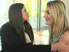 (Kenna James &amp_ Aspen Rae) Teen Lesbo Girls Show On Webcam Their Love video-18