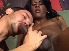 My big black tranny cock resoluteness stretch your unused ass out of doors
